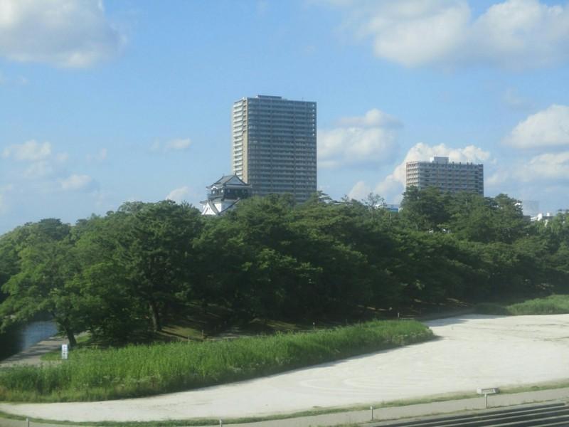 2018.6.16 (9) 犬山いきふつう - 岡崎城 1600-1200