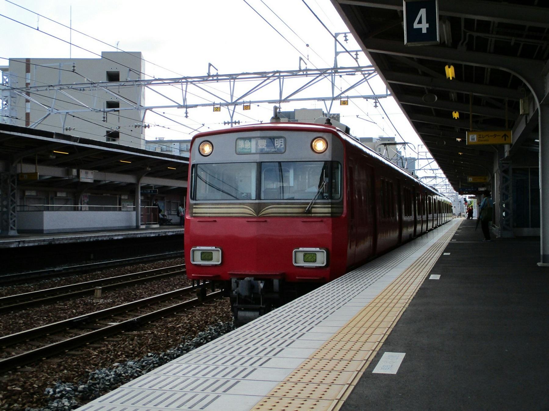 2018.6.18 (6) 堀田 - 豊明いき準急 1800-1350
