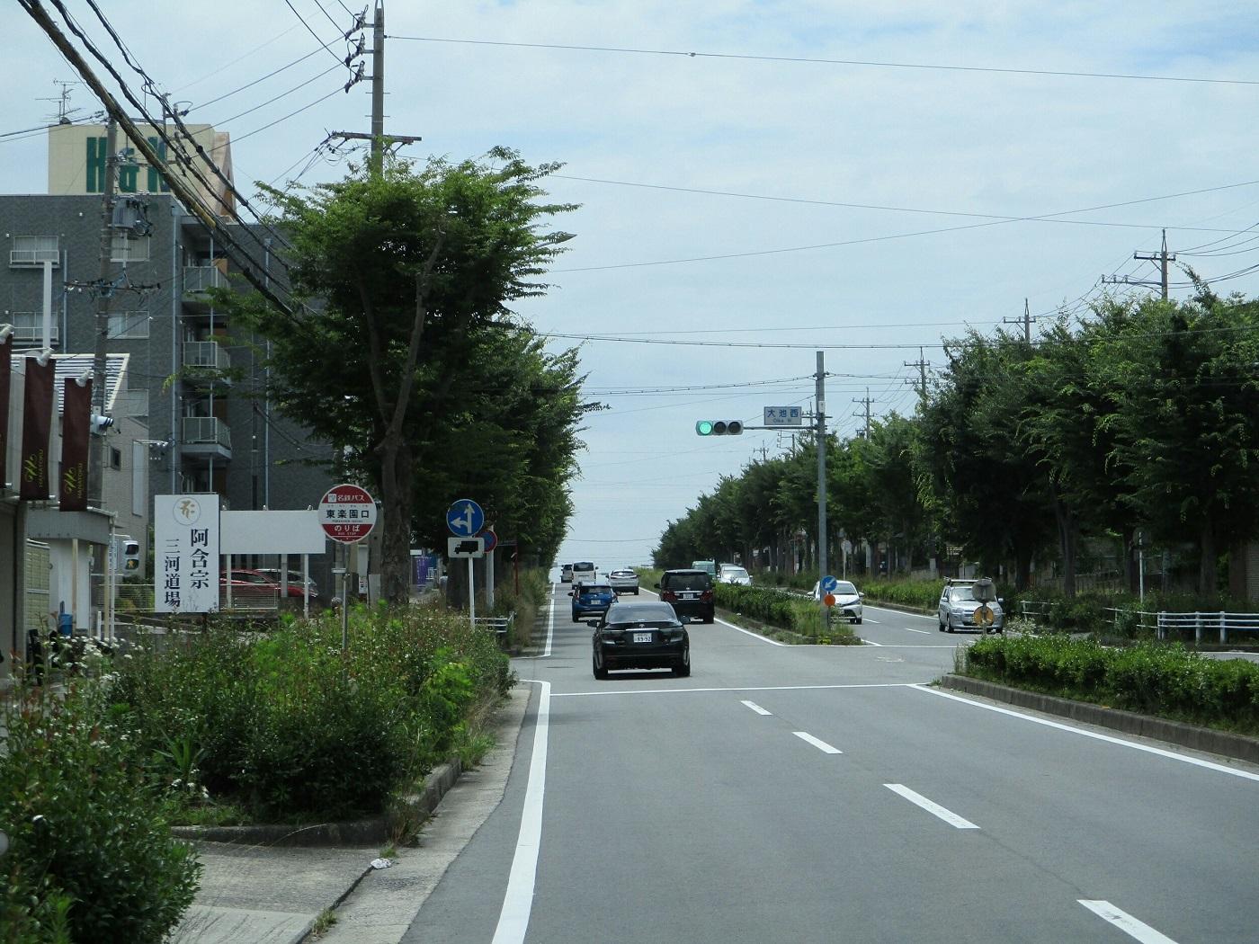 2018.6.19 (19) 美合駅いきバス - 東楽園口バス停 1400-1050