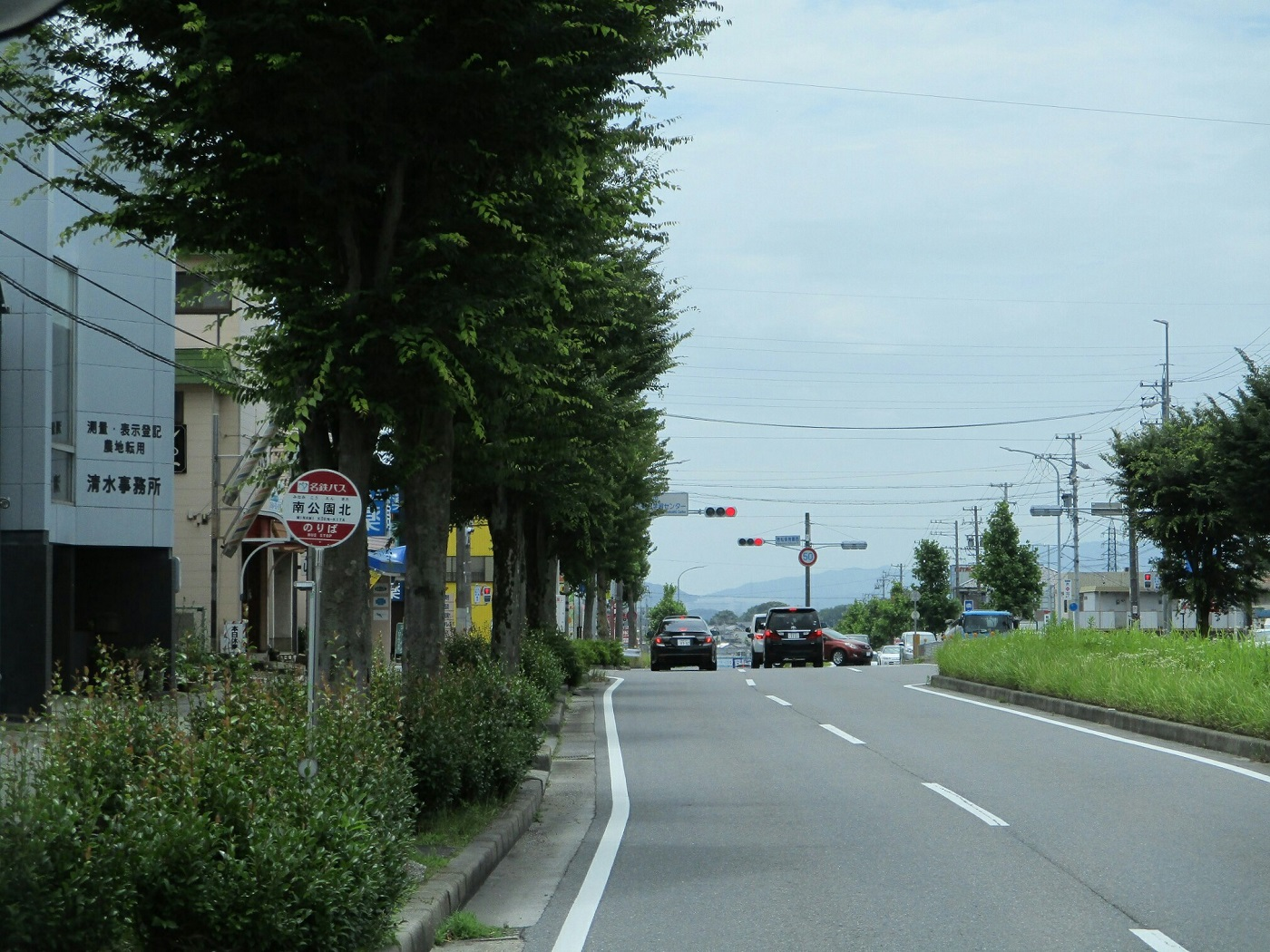 2018.6.19 (20) 美合駅いきバス - 南公園北バス停 1400-1050