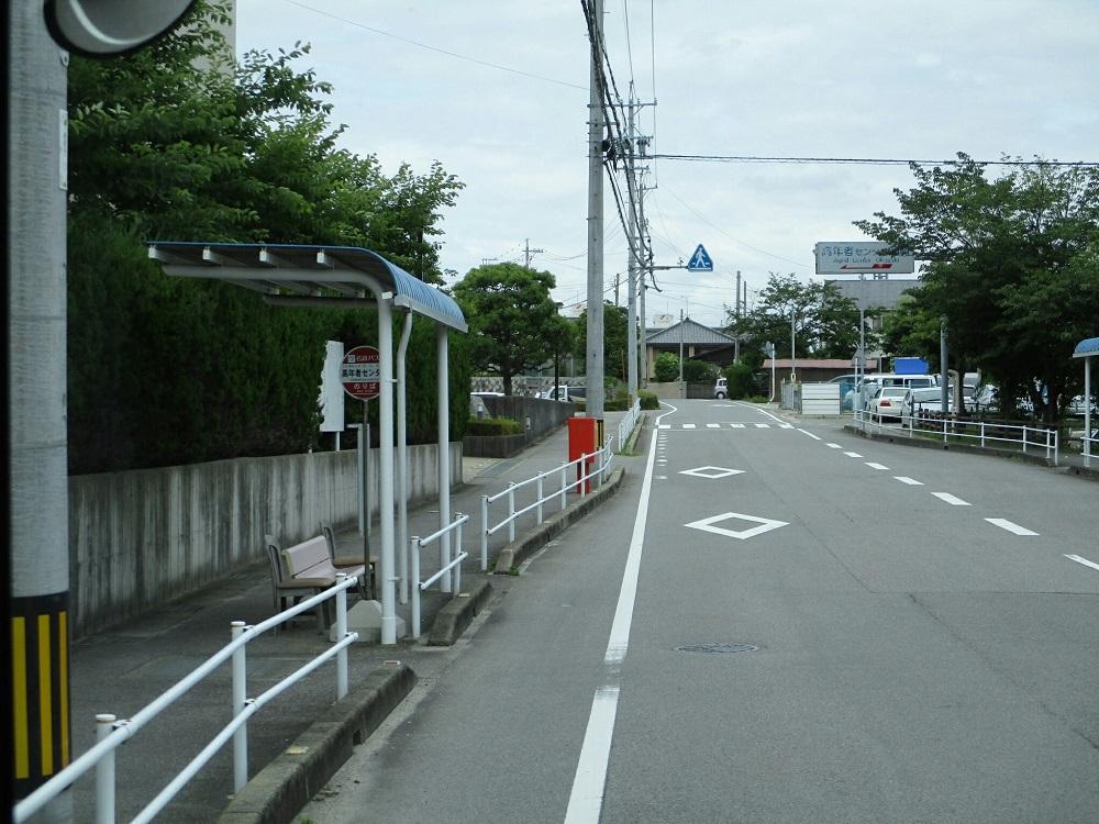 2018.6.19 (32) 美合駅いきバス - 高年者センターバス停 1000-750
