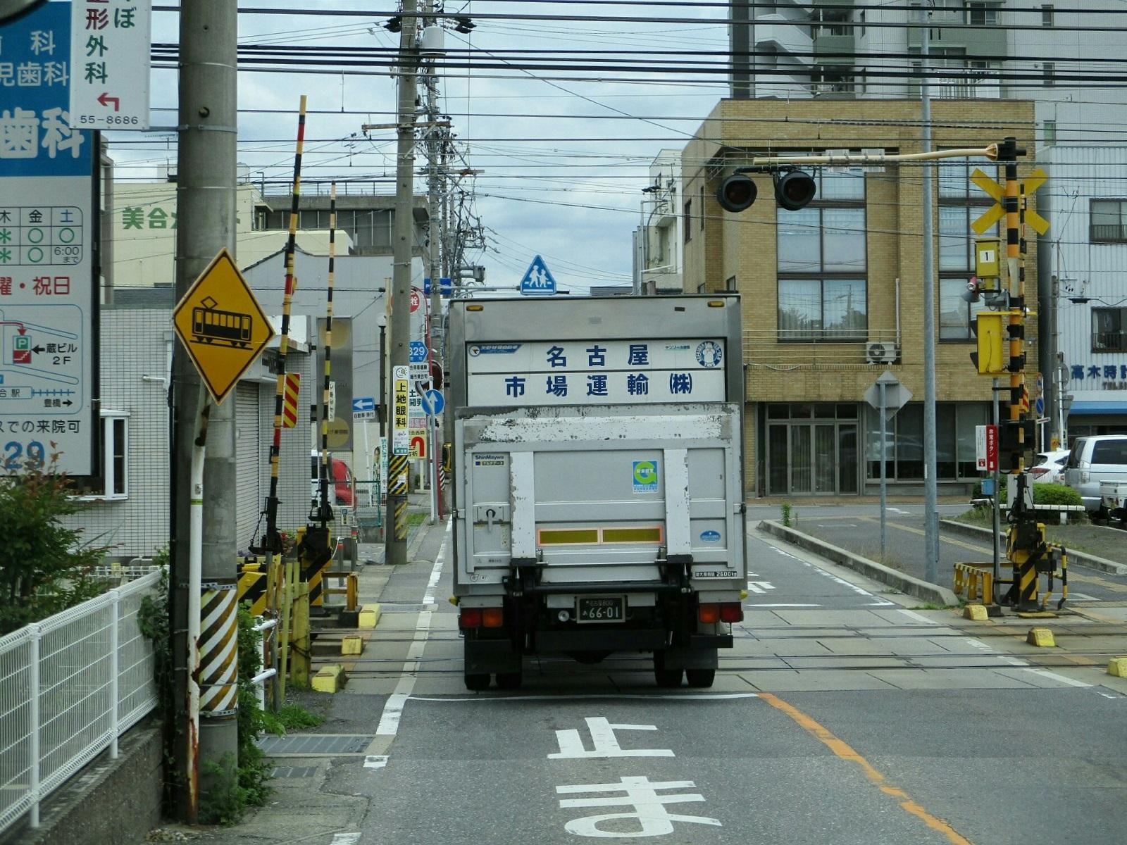 2018.6.19 (42) 美合駅いきバス - 名古屋本線ふみきり 1600-1200