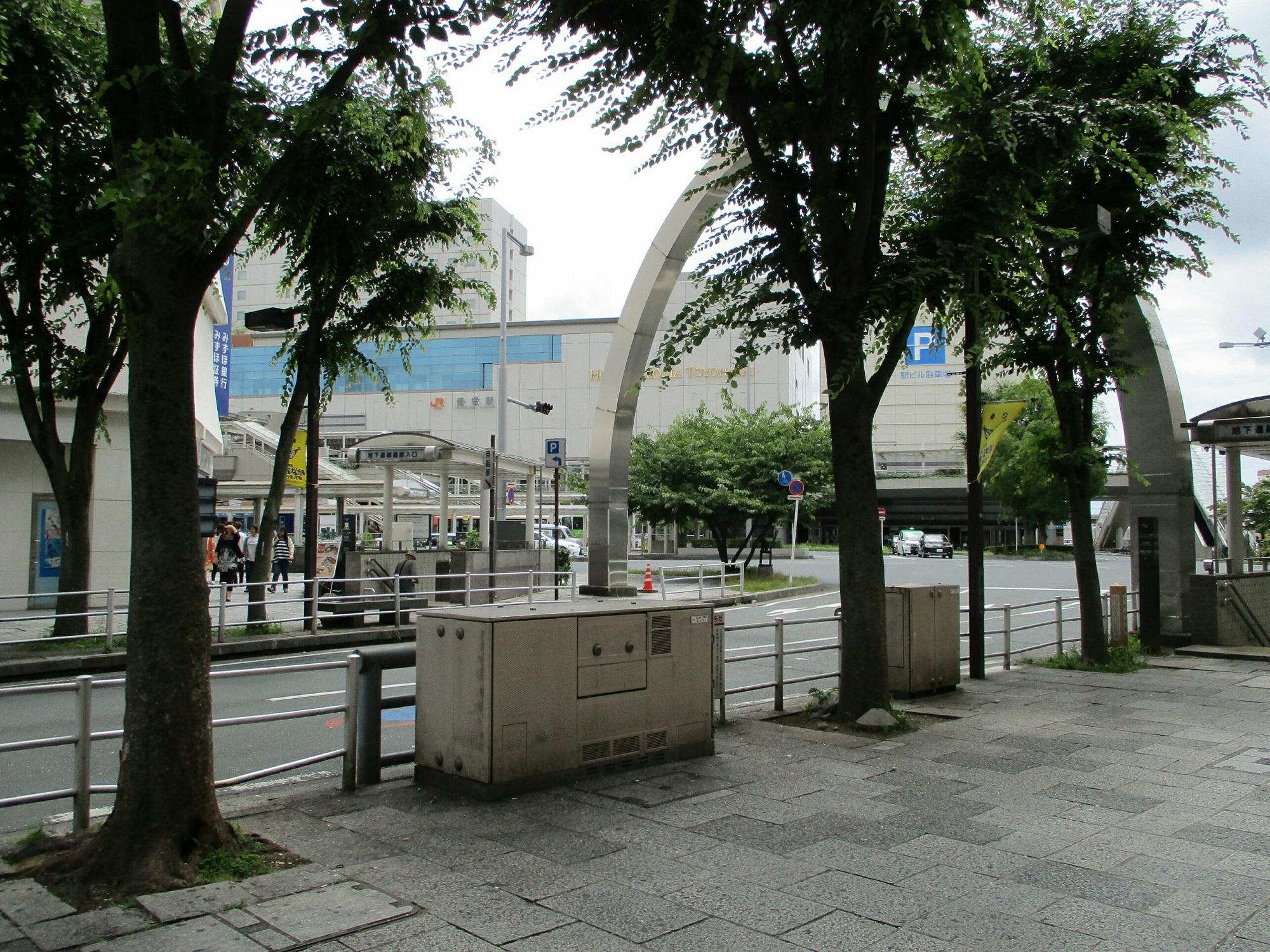 2018.6.19 (54) 広小路どおり - 豊橋駅 2000-1500