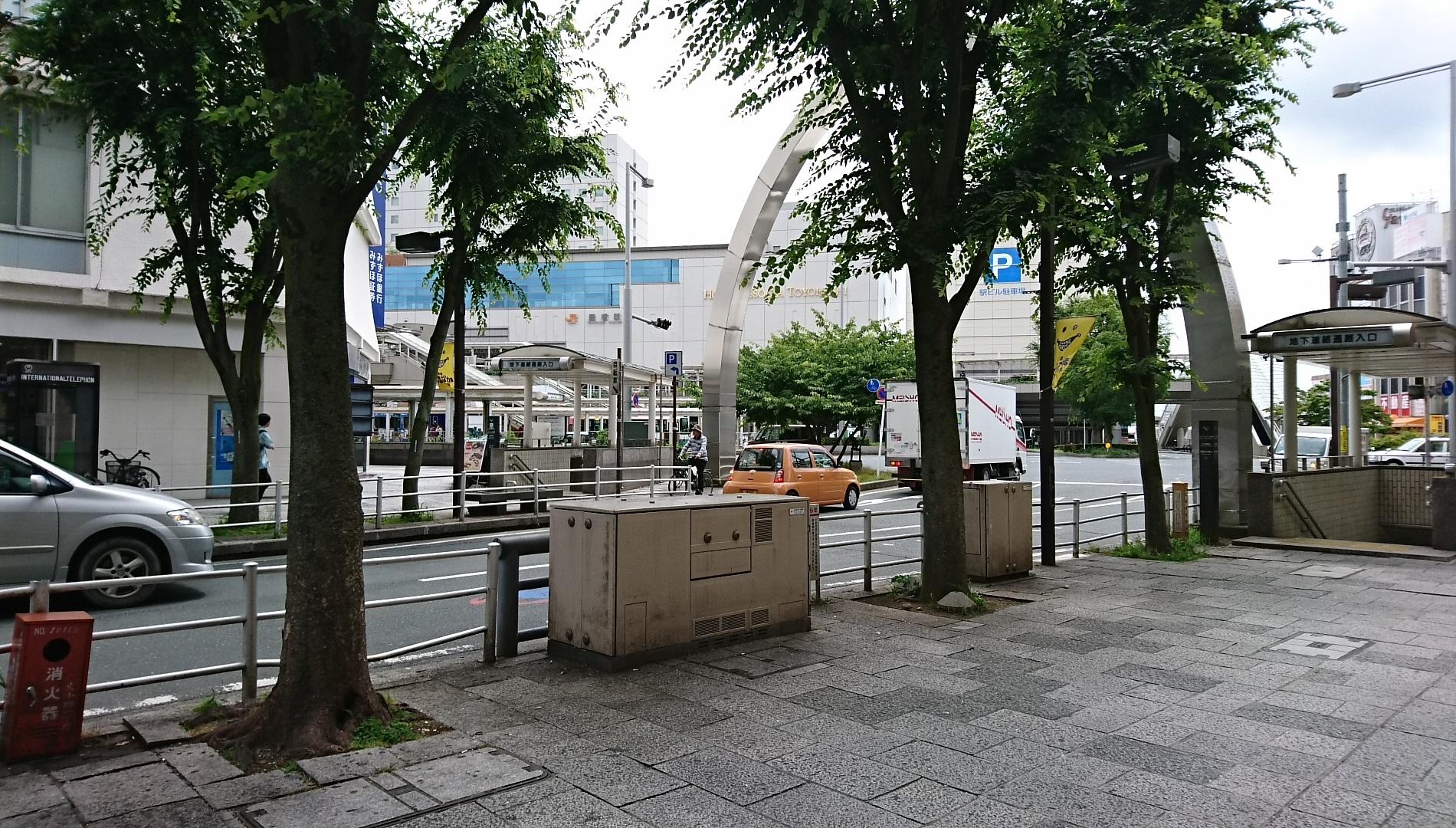 2018.6.19 (54あ) 広小路どおり - 豊橋駅 1900-1080