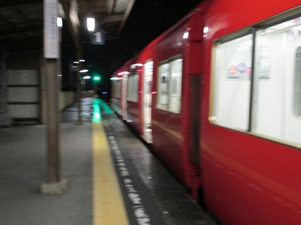 2018.6.19 終電 (3) みなみあんじょう - しんあんじょういき準急 960-720
