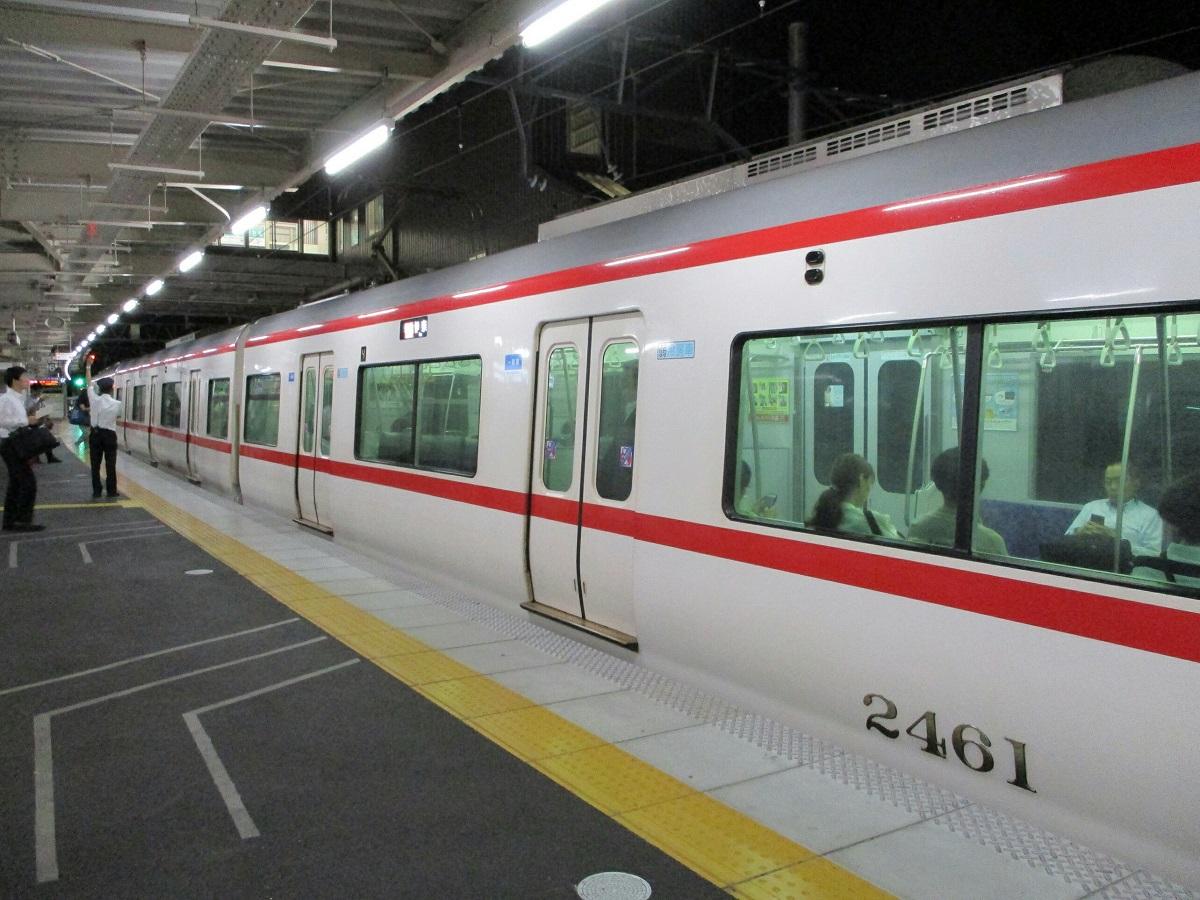 2018.6.19 終電 (17) 知立 - 伊奈いき特急 1200-900
