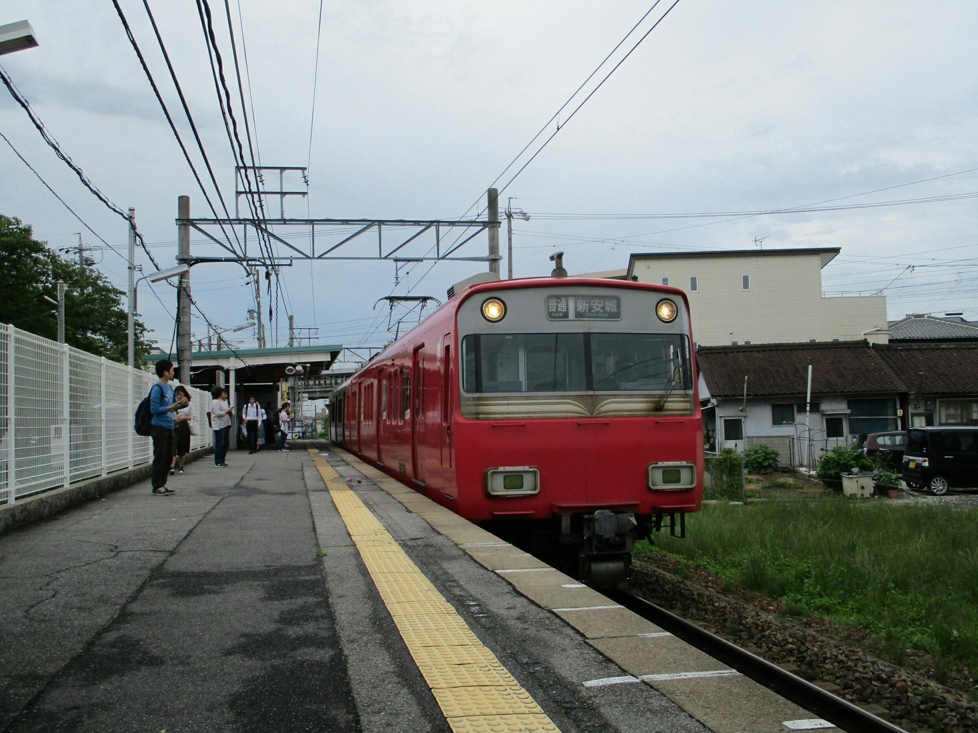 2018.6.21 (1) 古井 - しんあんじょういきふつう 2000-1500