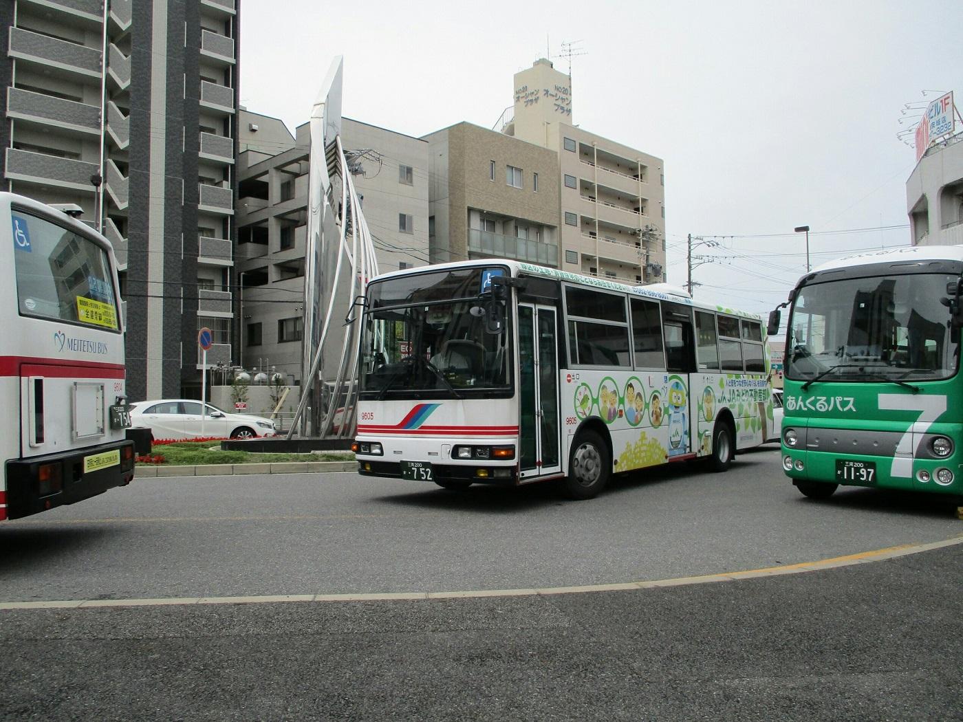 2018.6.21 (4) しんあんじょう - しんあんじょういきバス 1400-1050