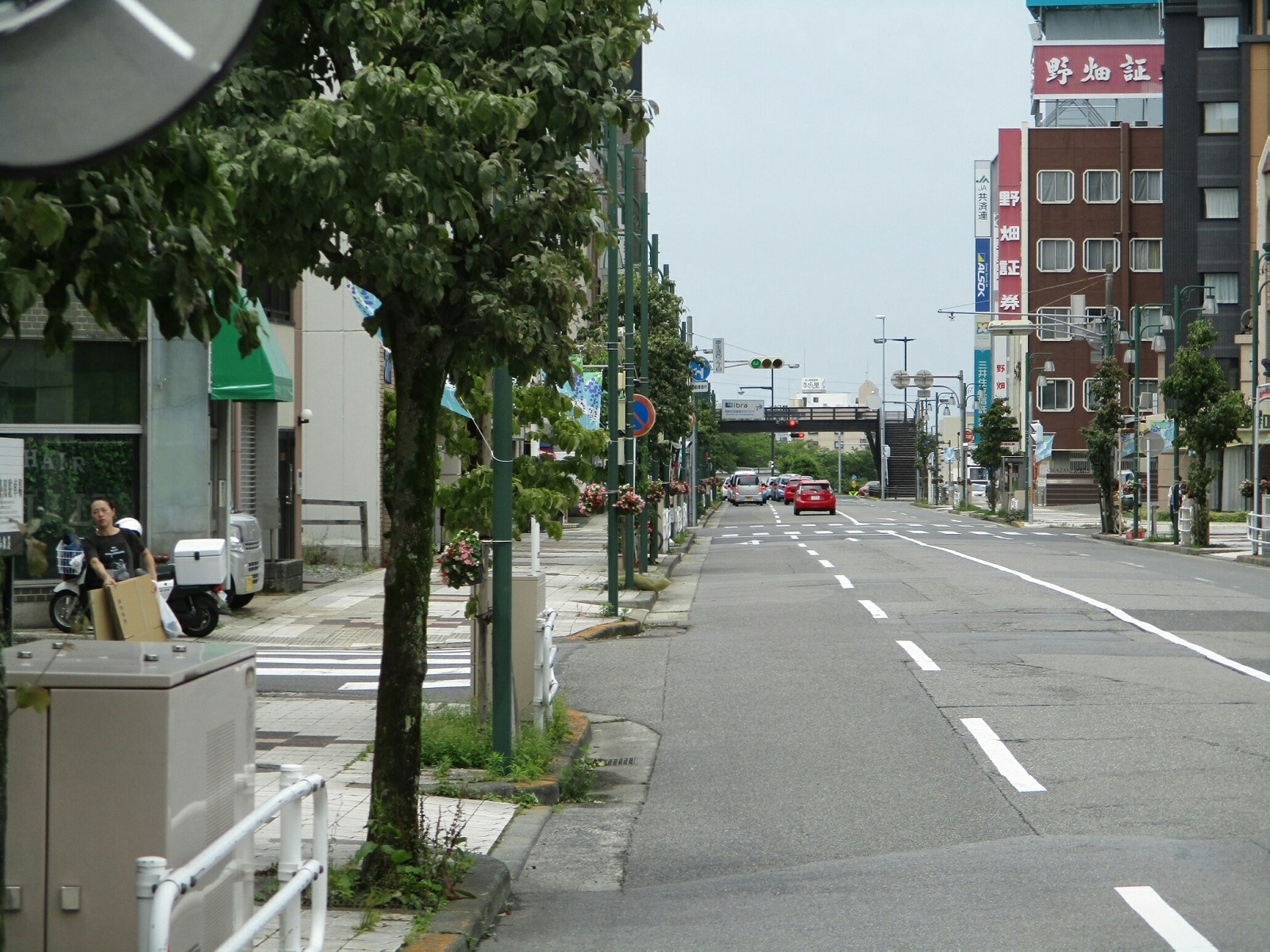 2018.6.21 (19) JRあんじょうえきいきバス - 康生町バス停 1600-1200