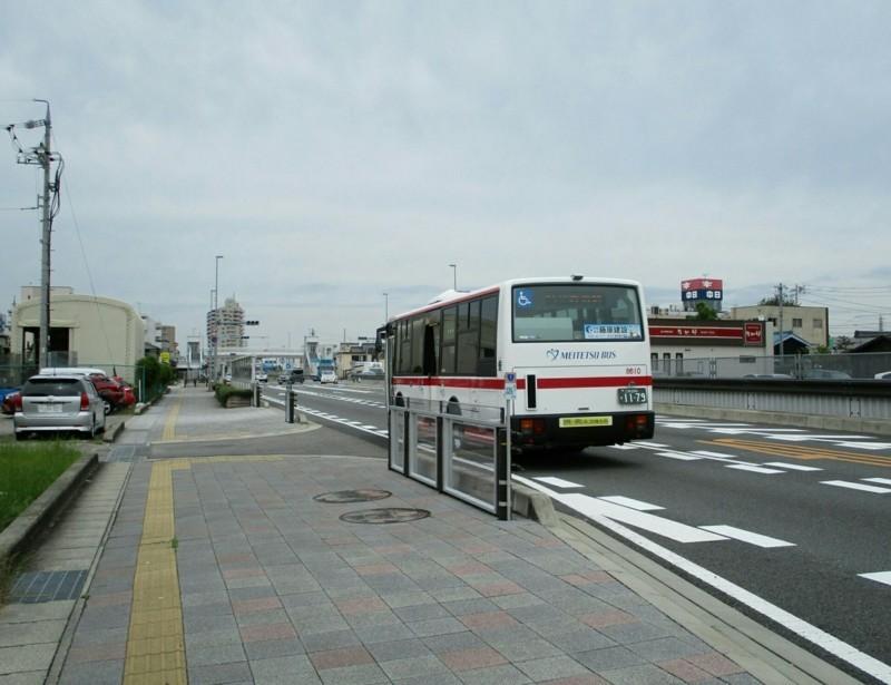 2018.6.21 (23) 矢作学校前バス停 - JRあんじょうえきいきバス 1560-1200
