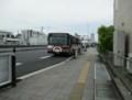 2018.6.21 (24) 矢作バス停 - 北野北口いきバス 1580-1200
