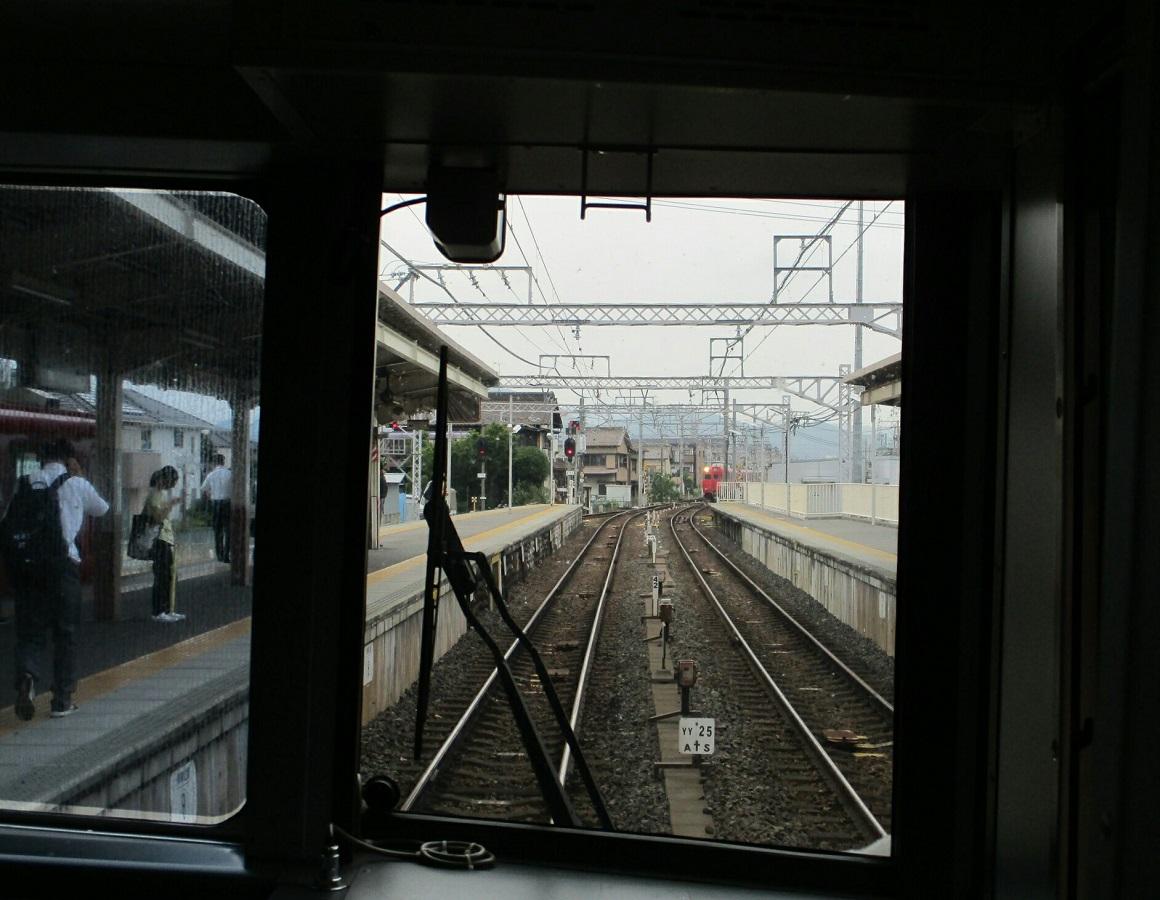2018.6.28 (13) 岐阜いき特急 - 笠松 1160-900