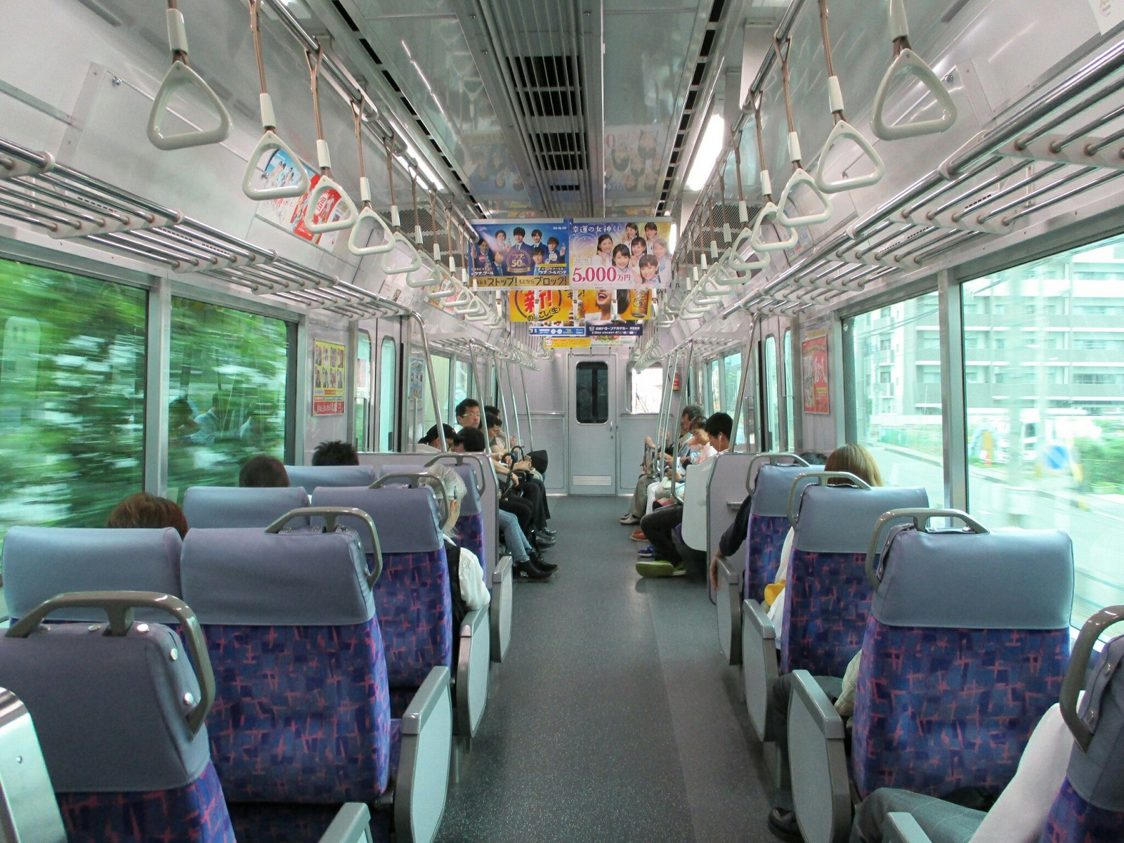2018.6.28 (14) 岐阜いき特急 - 岐南 1600-1200