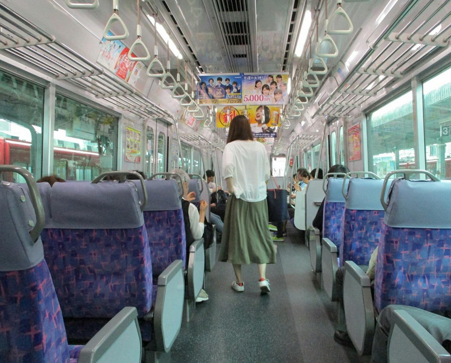 2018.6.28 (15) 岐阜いき特急 - 岐阜 1490-1200