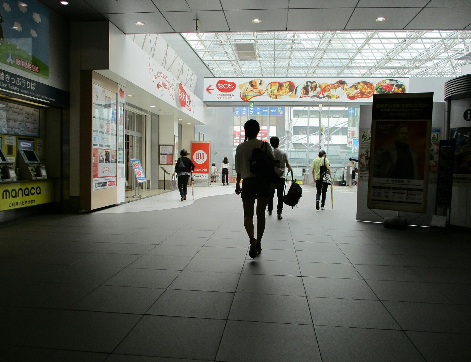 2018.6.28 (18) 岐阜 - コンコース 1560-1200