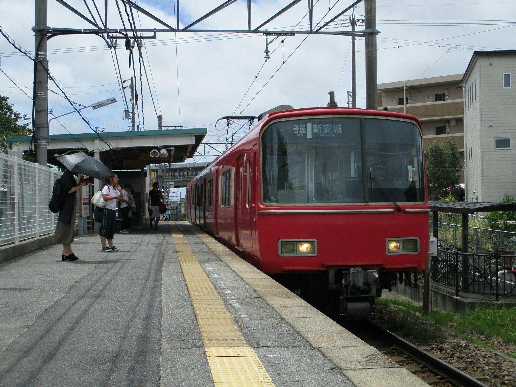 2018.6.29 (1) 古井 - しんあんじょういきふつう 1800-1350