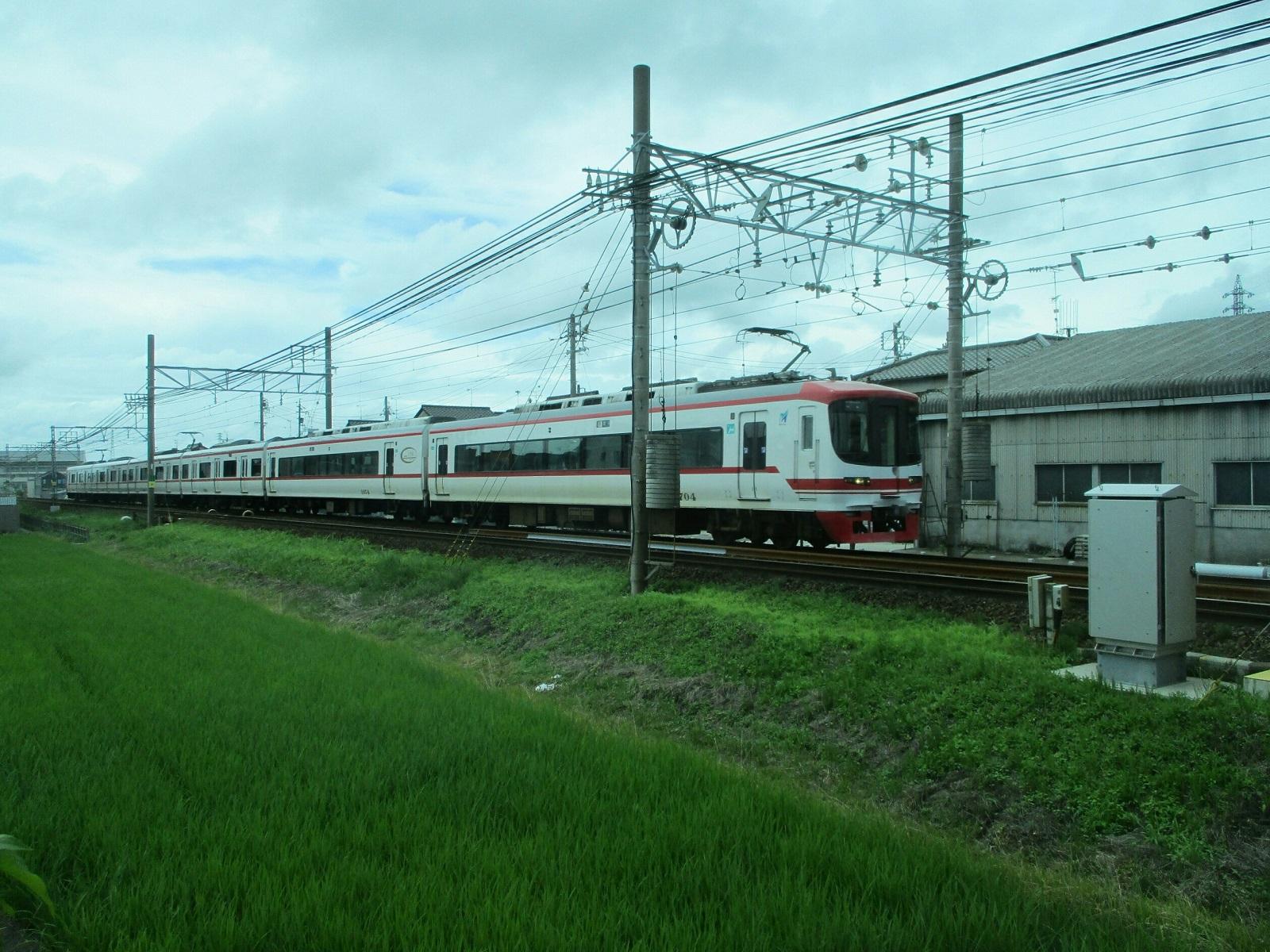 2018.6.29 (8) 東岡崎いきバス - 名古屋本線ふみきり 1600-1200