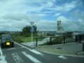 2018.6.29 (11) 東岡崎いきバス - 矢作橋をわたる 2000-1500