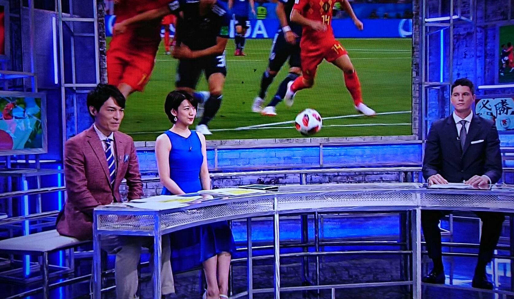 2017.7.3 NHKワールドカップスタジオ放送 - 佐藤美希さん (1) 1675-975
