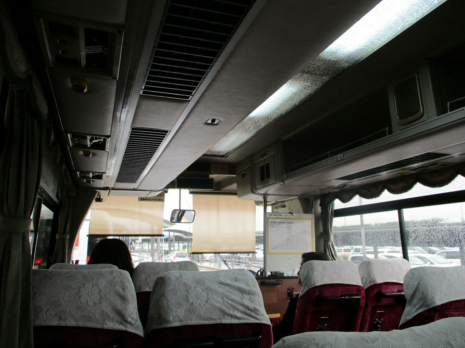 2018.7.6 (31) 出雲市駅いきバス - 出雲空港しゅっぱつ 1600-1200
