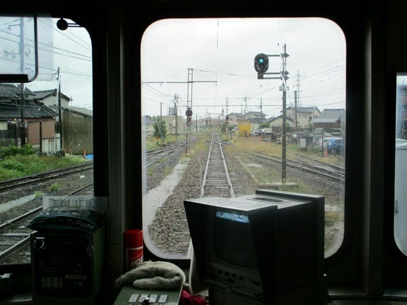 2018.7.6 (65) 出雲大社前いきふつう - 川跡しゅっぱつ 2000-1500