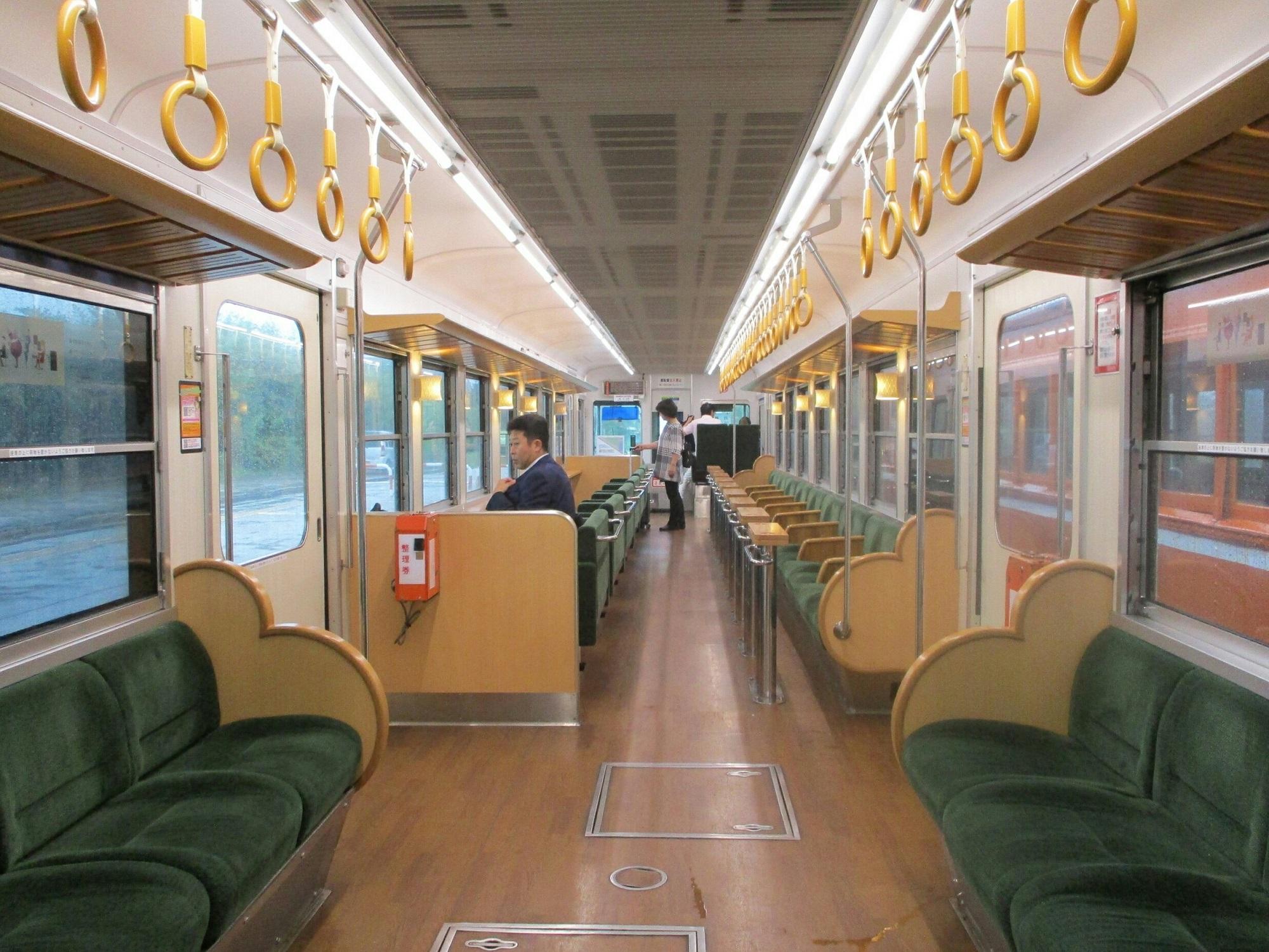 2018.7.6 (134) 川跡いきふつう(1両め) - 出雲大社前 2000-1500