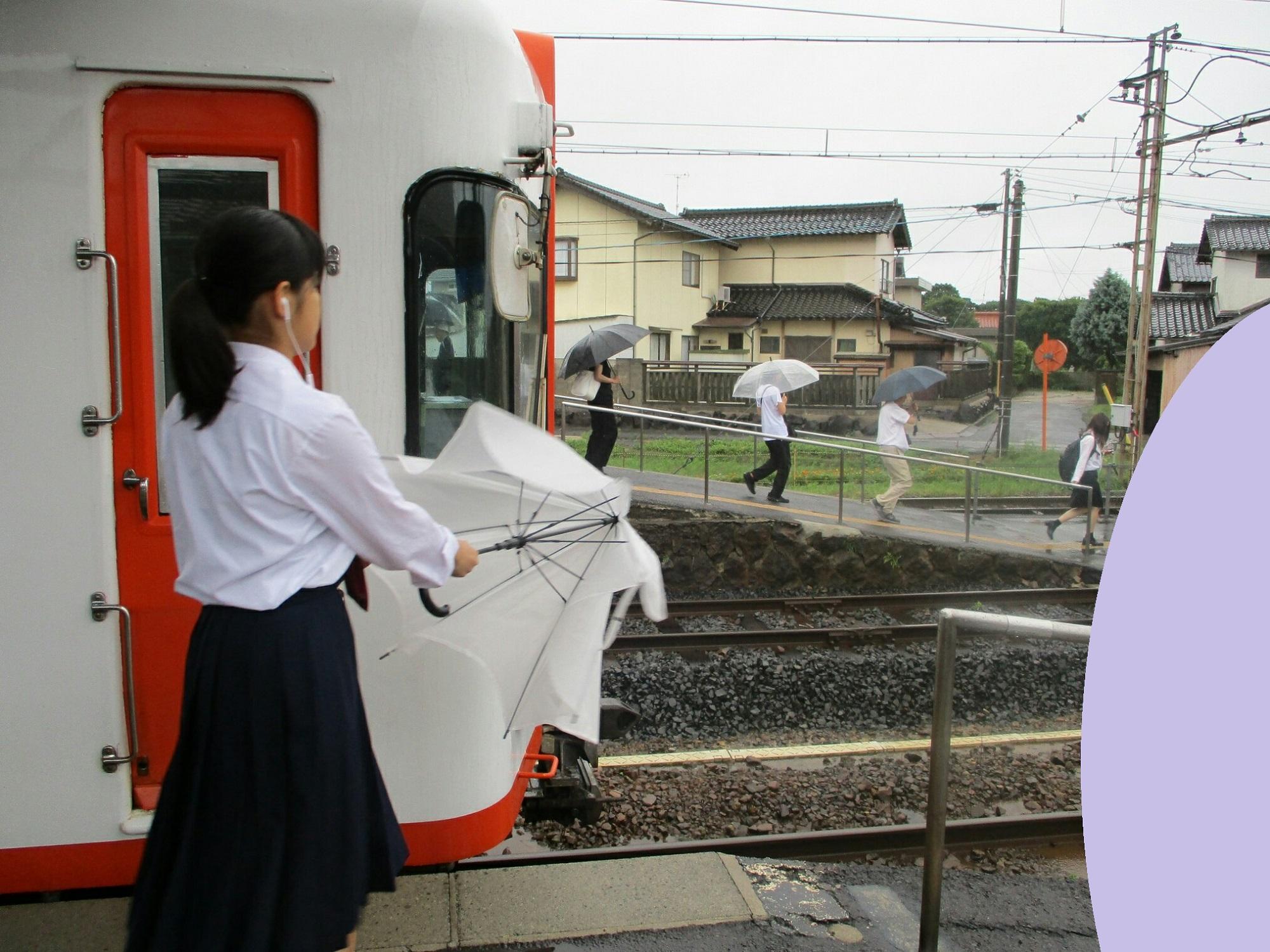2018.7.6 (141) 川跡 - 川跡いきふつう 2000-1500