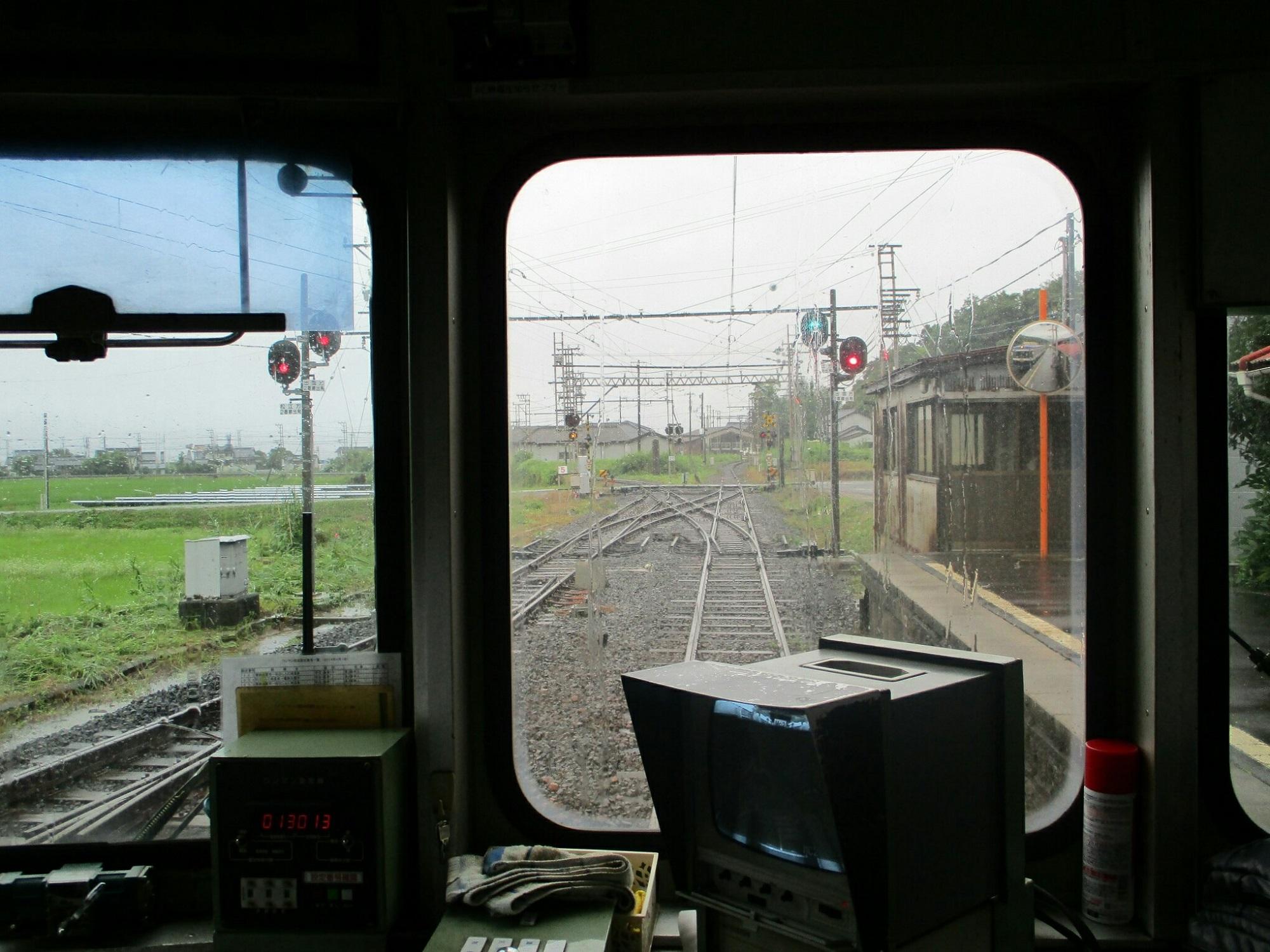 2018.7.6 (161) 松江しんじ湖温泉いきふつう - 一畑口 2000-1500