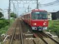 2018.7.11 (5) 東岡崎いきふつう - しんあんじょう-宇頭間(試運転電車)