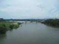 2018.7.11 (11) 東岡崎いきふつう - 矢作川をわたる 2000-1500