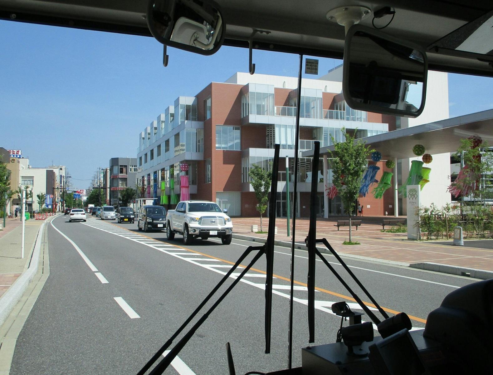 2018.7.14 (9) 更生病院いきバス - アンフォーレ 1580-1200