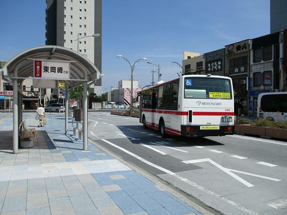 2018.7.14 (10) JRあんじょうえき - 更生病院いきバス 1200-900