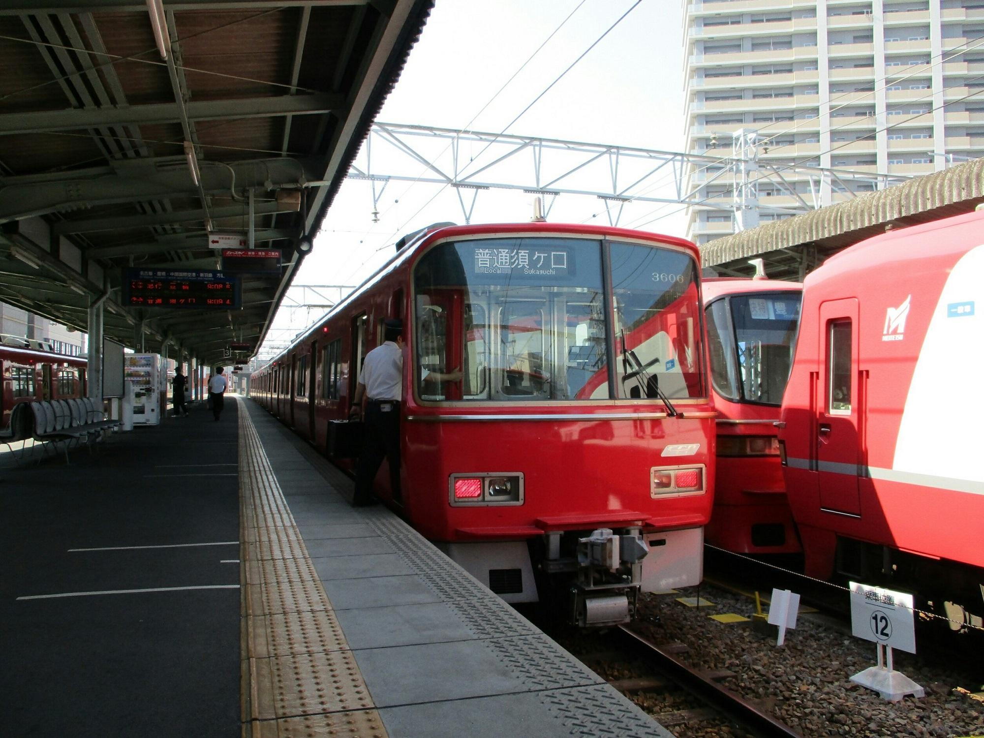 2018.7.18 (3) 岐阜 - 須ヶ口いきふつう(うしろ) 2000-1500