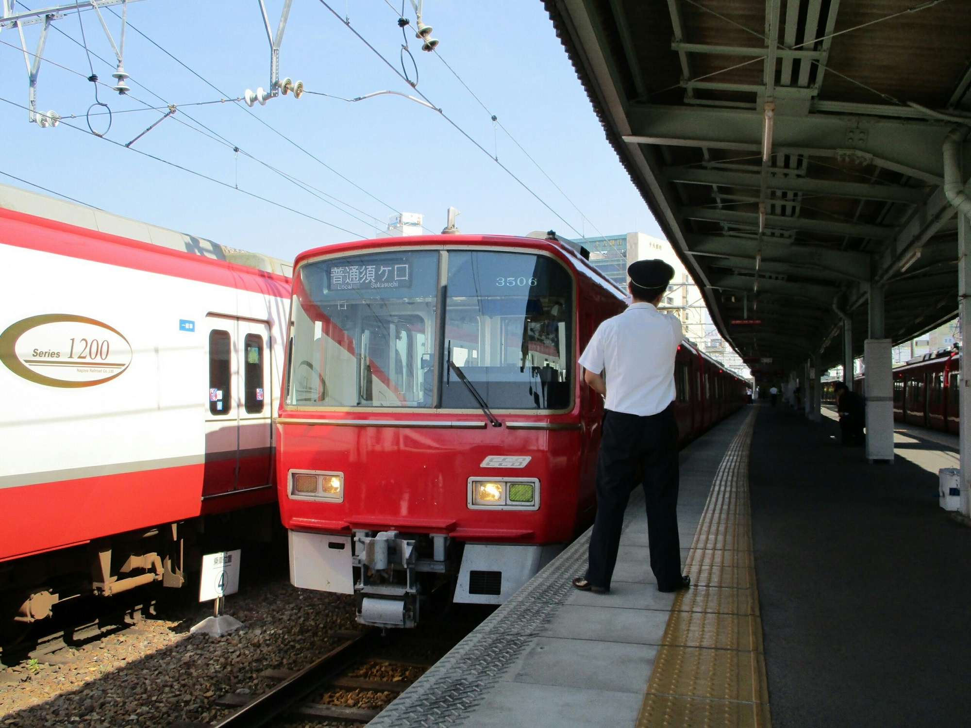 2018.7.18 (4) 岐阜 - 須ヶ口いきふつう 2000-1500