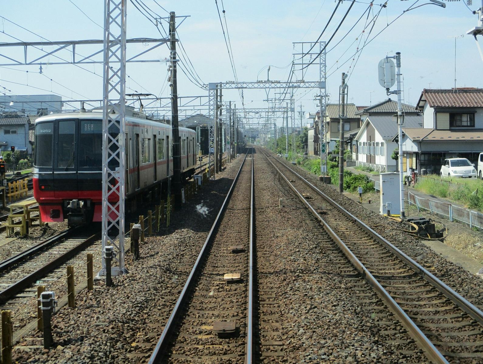 2018.7.18 (14) 須ヶ口いきふつう - 茶所車両基地 1590-1200