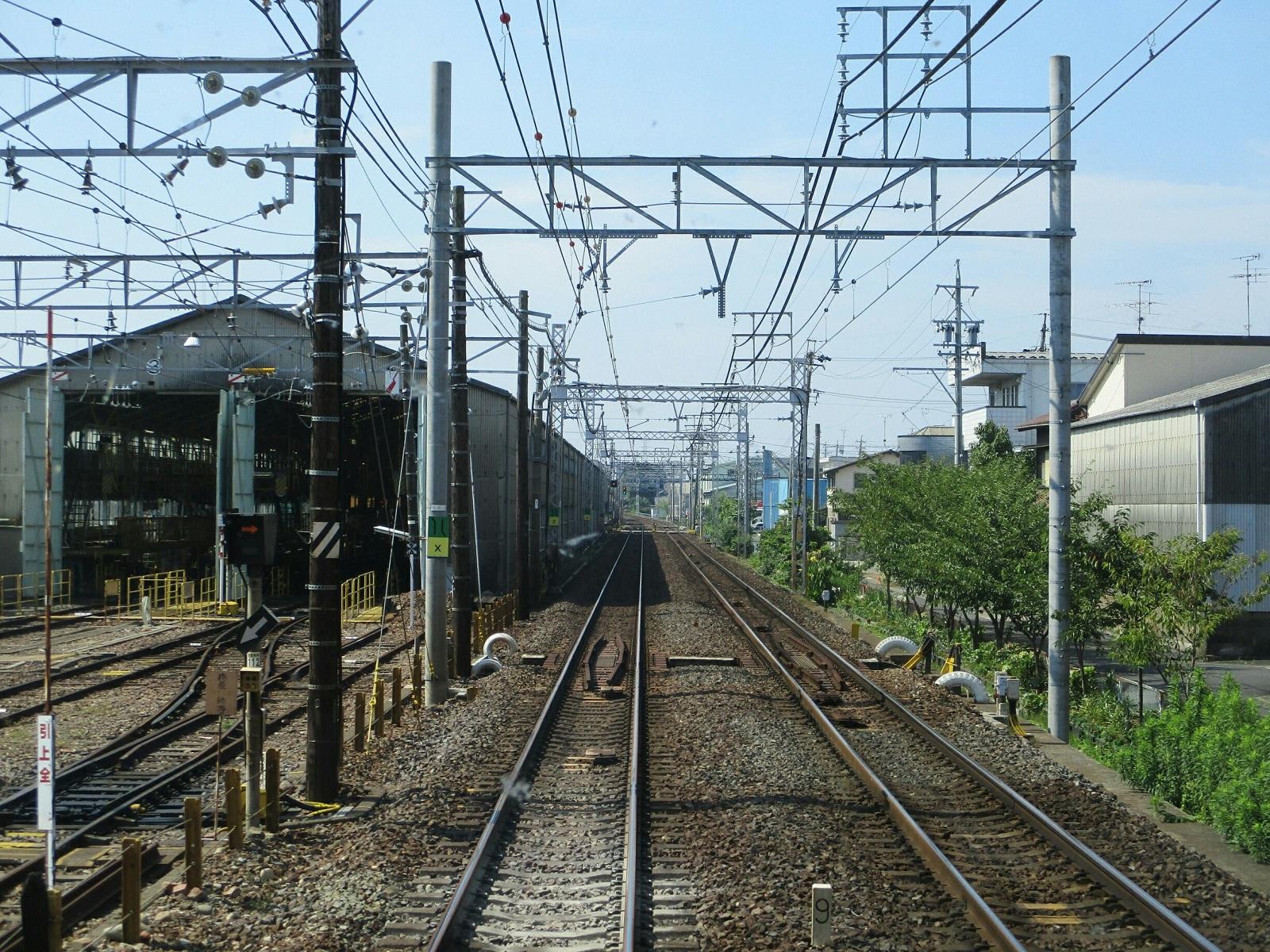 2018.7.18 (15) 須ヶ口いきふつう - 茶所車両基地 1600-1200