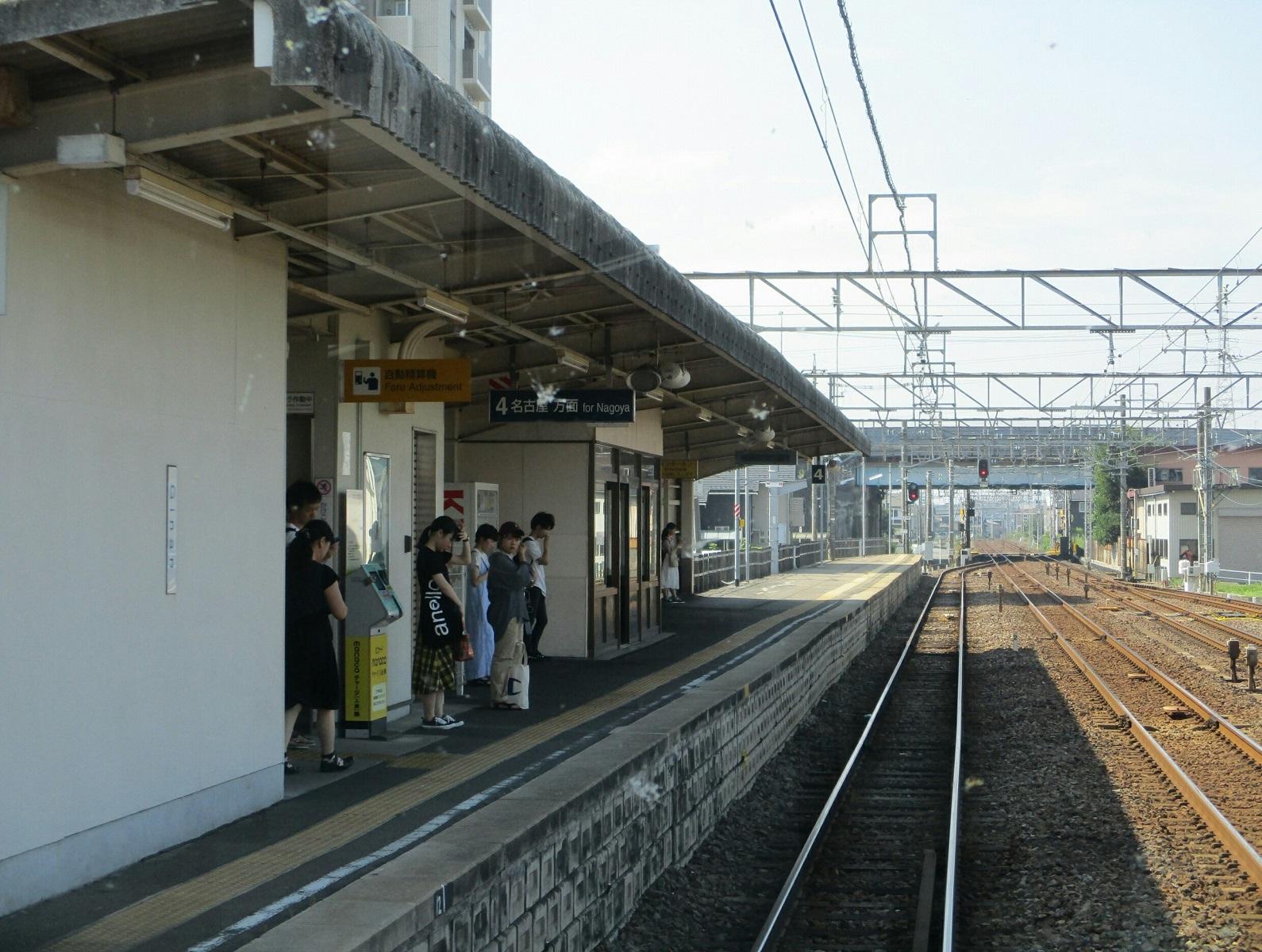 2018.7.18 (18) 須ヶ口いきふつう - 岐南 1590-1200