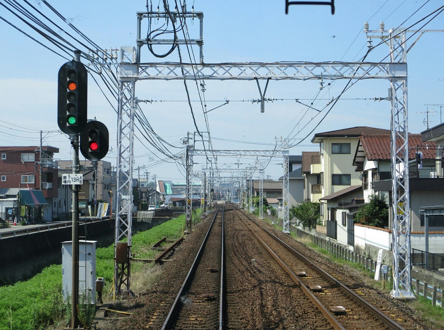 2018.7.18 (20) 須ヶ口いきふつう - 岐南-笠松間 1760-1310