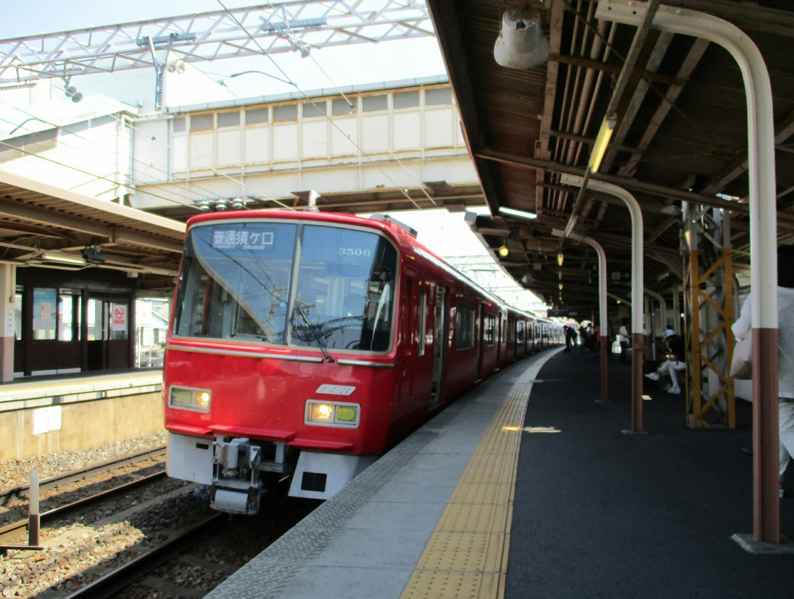 2018.7.18 (22) 笠松 - 須ヶ口いきふつう 1590-1200