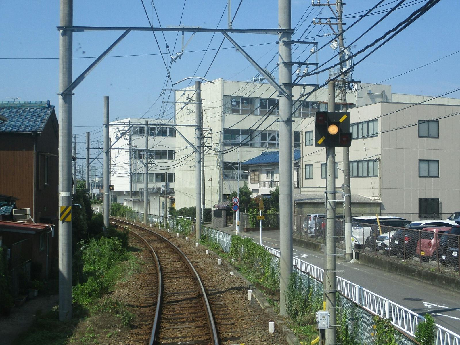 2018.7.18 (27) 新羽島いきふつう - 笠松-西笠松間 1600-1200