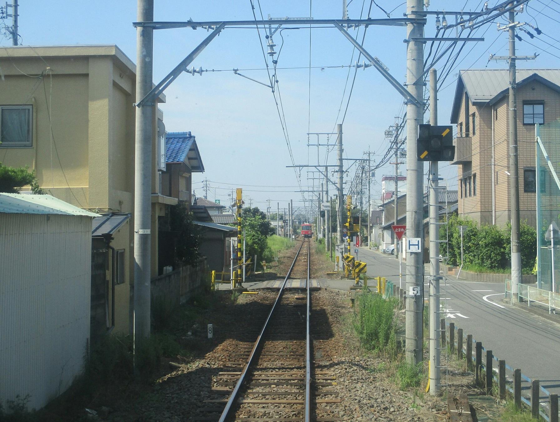 2018.7.18 (28) 新羽島いきふつう - 西笠松てまえ 1790-1350