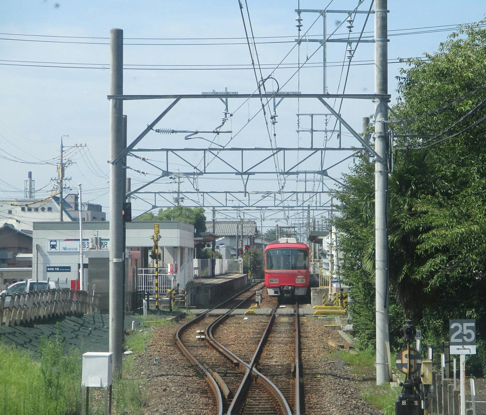 2018.7.18 (29) 新羽島いきふつう - 西笠松 1580-1350