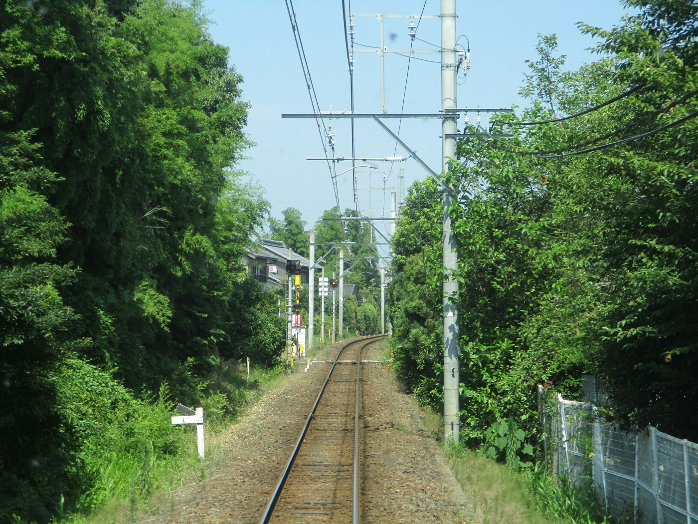 2018.7.18 (32) 新羽島いきふつう - 西笠松-柳津間 1400-1050