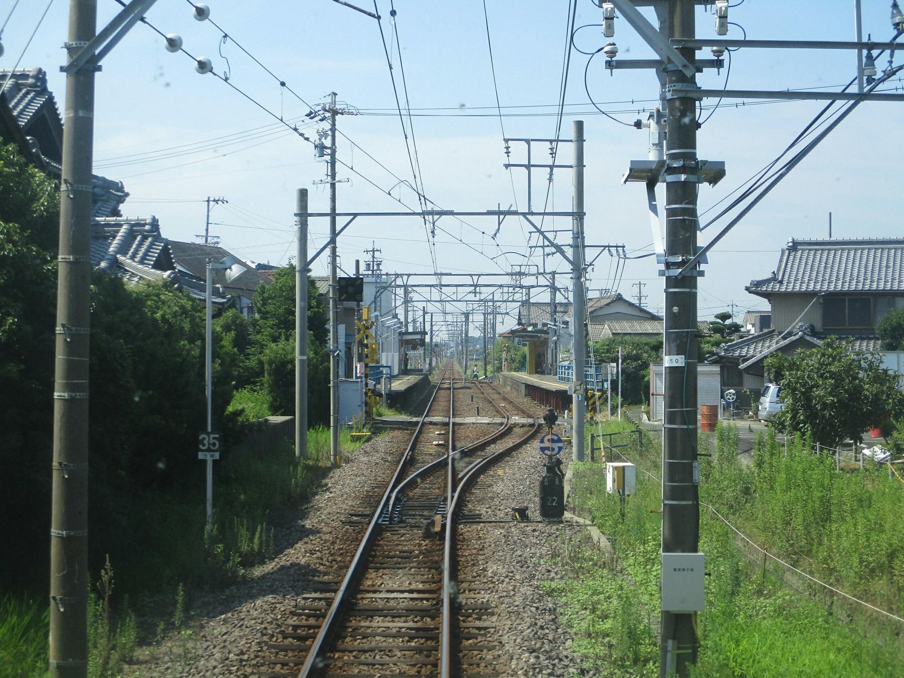 2018.7.18 (38) 新羽島いきふつう - 南宿 1800-1350