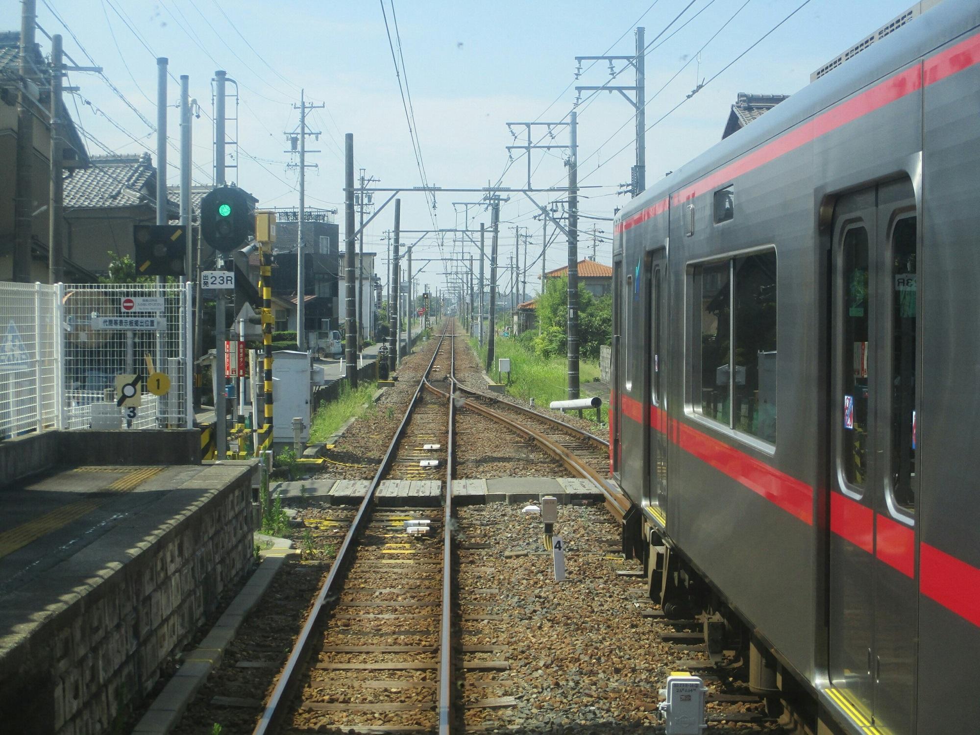 2018.7.18 (41) 新羽島いきふつう - 南宿 2000-1500