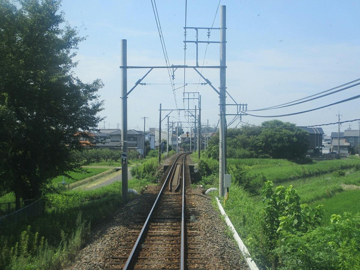 2018.7.18 (42) 新羽島いきふつう - 南宿-須賀間(かわをわたる) 1200-900