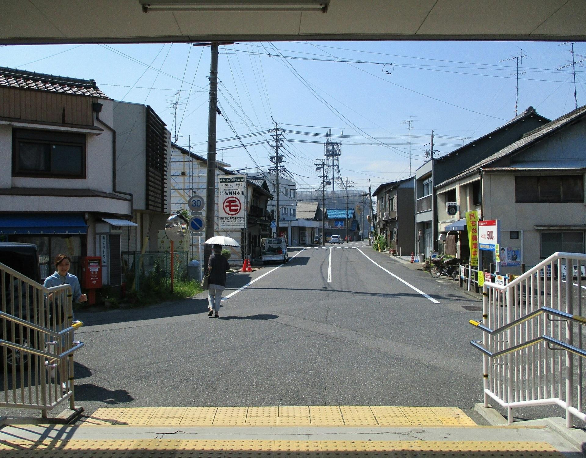 2018.7.18 (56) 竹鼻 - えきまえどおり 1920-1500