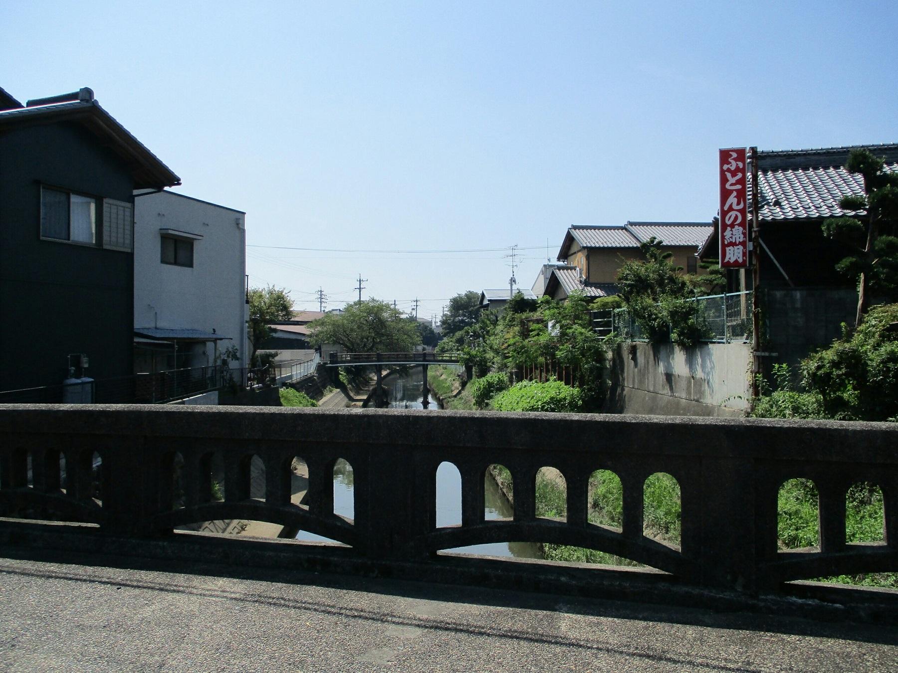 2018.7.18 (61) 竹鼻 - 昭和橋(逆川) 1800-1350