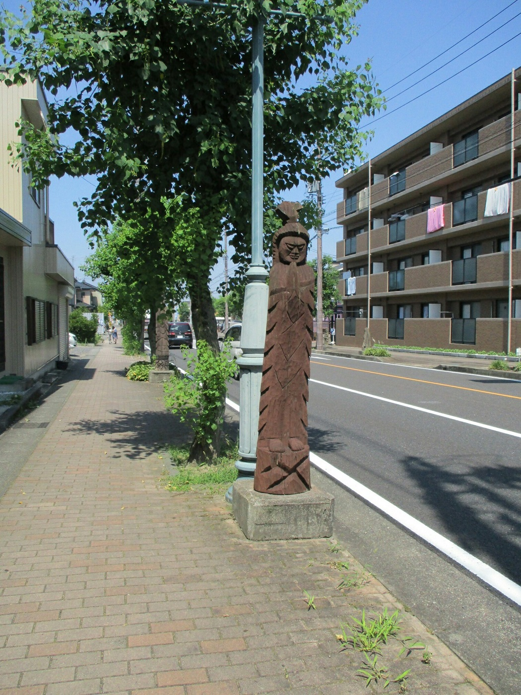 2018.7.18 (67) 竹鼻 - 木像どおり 1050-1400