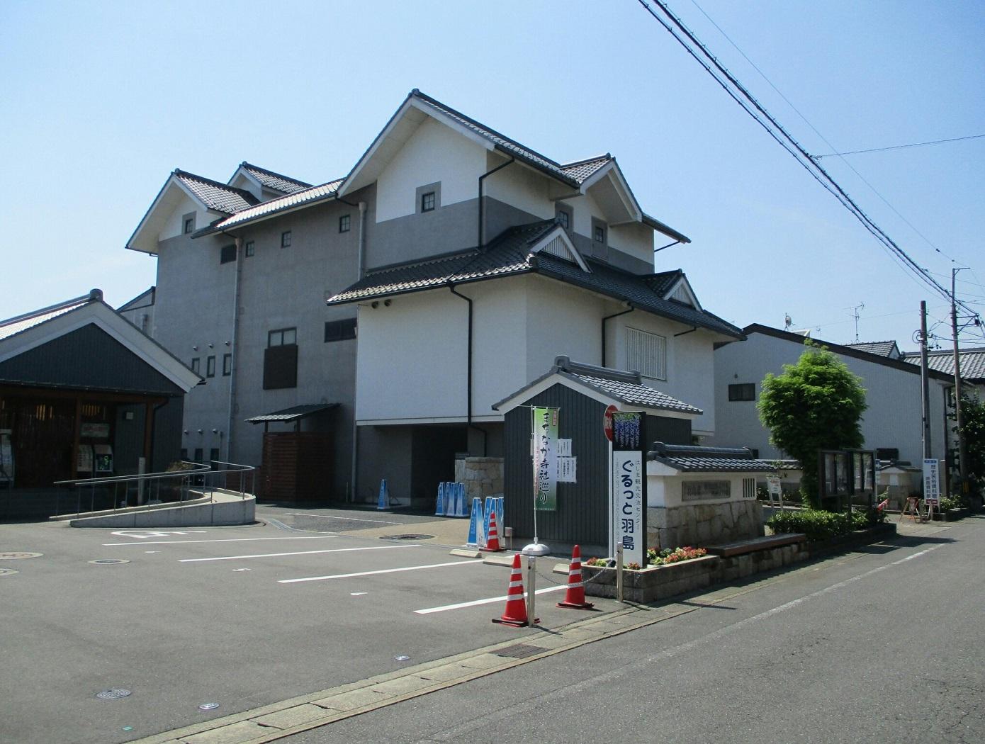 2018.7.18 (68) 竹鼻 - ぐるっと羽島と羽島市歴史民俗資料館・映画資料館 1390-1050